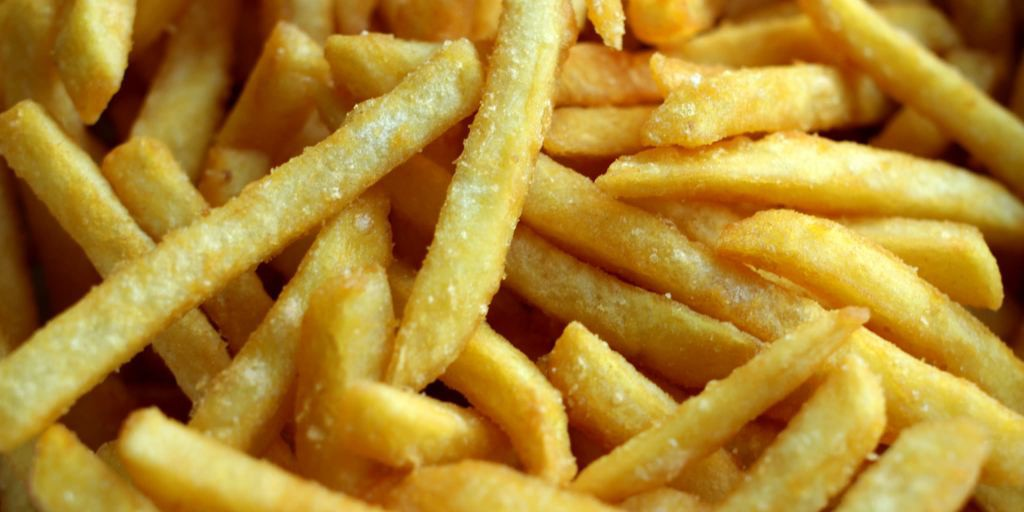 Chips - Flash Fiction by Oliver Barton