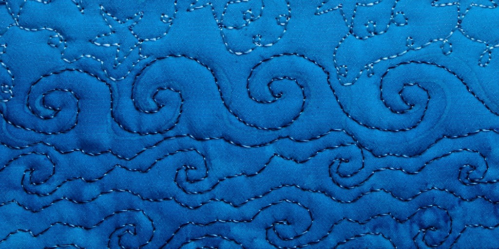 Today I Will Wear the Blue Cotton - Flash Fiction by D R D Bruton
