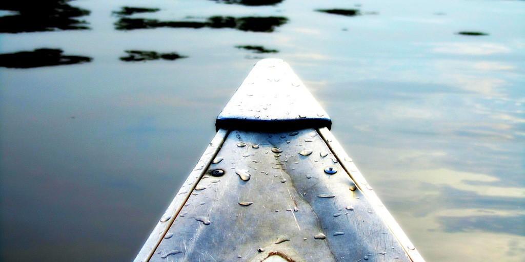 Canoe - Flash Fiction by Steven John