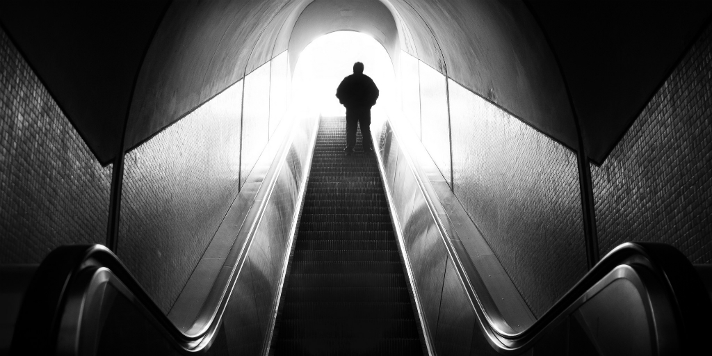 Underground - Flash Fiction by Mike Blakemore