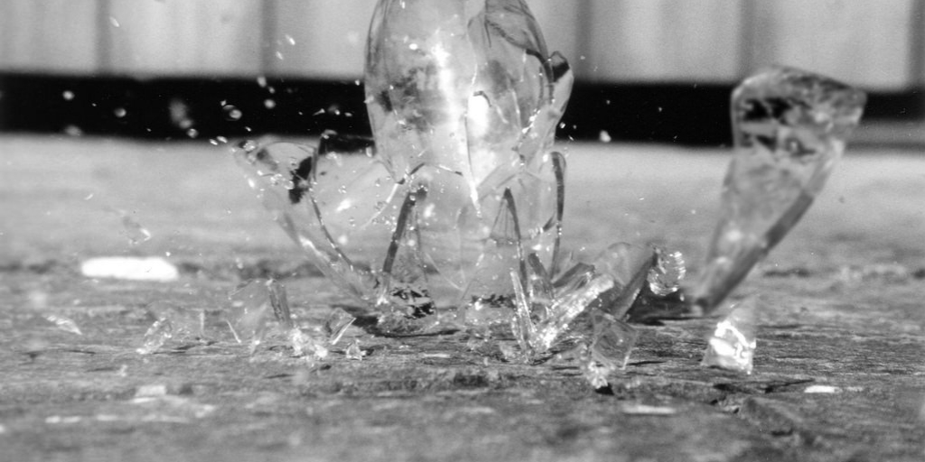 Shattered - Flash Fiction by Heather MacDonald
